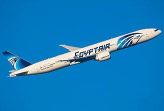 Amman to Cairo flight