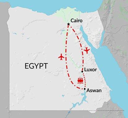 Splendours of the Nile