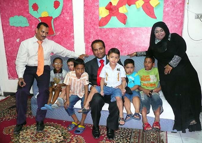 Dar al Rahman orphanage, Cairo, Egypt