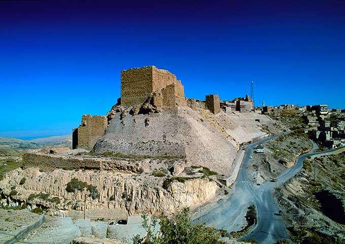 Kerak crusader castle, Jordan