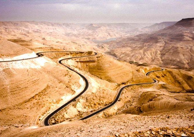 King's Highway, Jordan