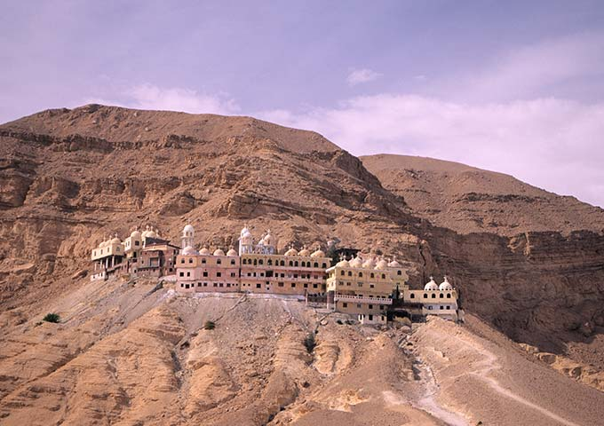 St Paul's Monastery, Egypt
