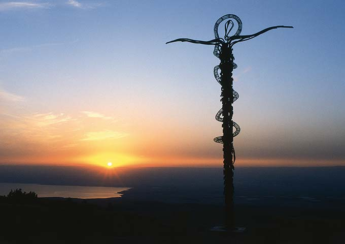 Summit of Mount Nebo, Jordan